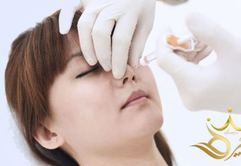 تزریق ژل به نوک بینی در مشهد